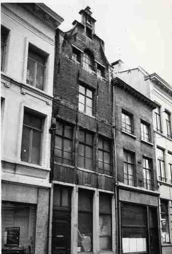 Antwerpen Korte Nieuwstraat 32