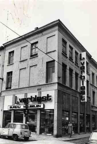 Antwerpen Korte Nieuwstraat 34