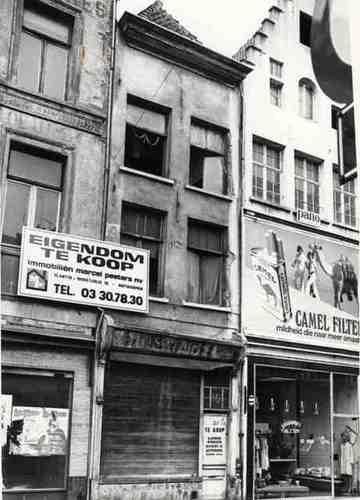 Antwerpen Lange Koepoortstraat 10