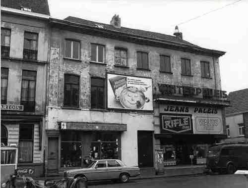 Antwerpen Paardenmarkt 34