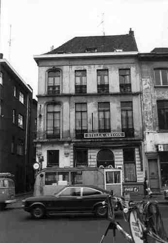Antwerpen Paardenmarkt 36