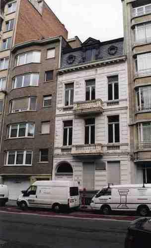 Antwerpen Rubenslei 17