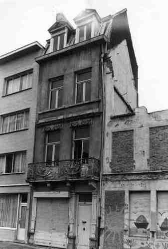 Antwerpen Veemarkt 18