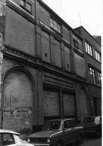 Antwerpen Venusstraat 1