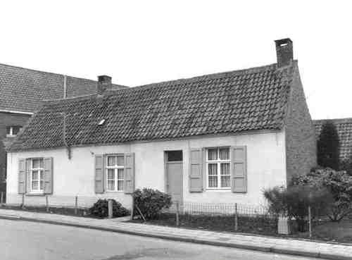 Aartselaar Baron van Ertbornstraat 11