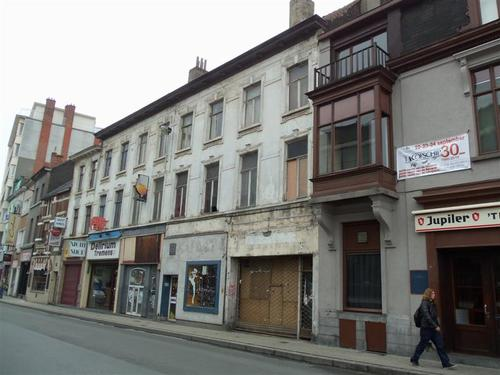 Gent Overpoortstraat 98-106