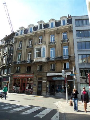 Gent Sint-Pietersnieuwstraat 84-114