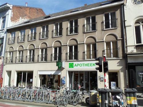 Gent Sint-Pietersnieuwstraat 15-17