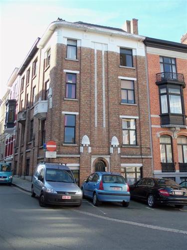 Gent Hippolyte Metdepenningenstraat 6-8