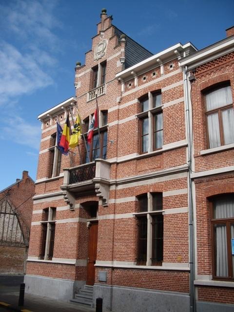 Gemeentehuis te Lippelo(Antwerepen)