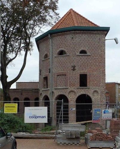 Izegem Gentsestraat 30-32, Papestraat 1