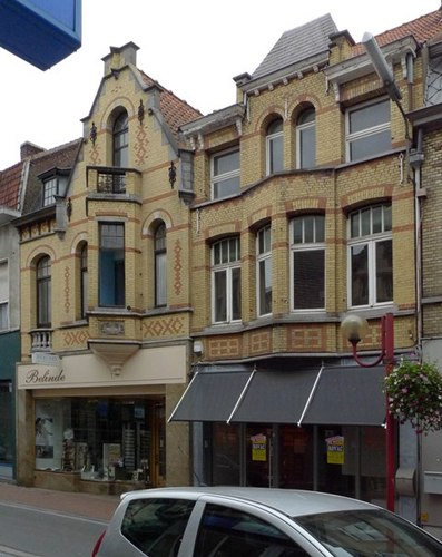Izegem Marktstraat 27-29