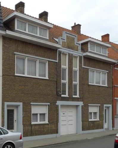 Izegem Pieter Baesstraat 35-37