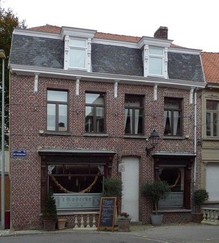 Izegem Sint-Pietersstraat 1