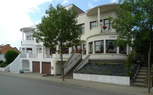 Koksijde Vlaanderenstraat 7-11, Struikenstraat 16