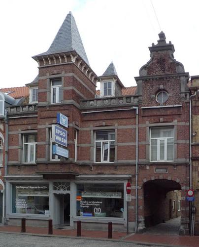 Nieuwpoort Marktstraat 38