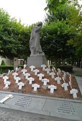 Gedenkteken voor de militaire en burgerlijke doden van Nieuwpoort
