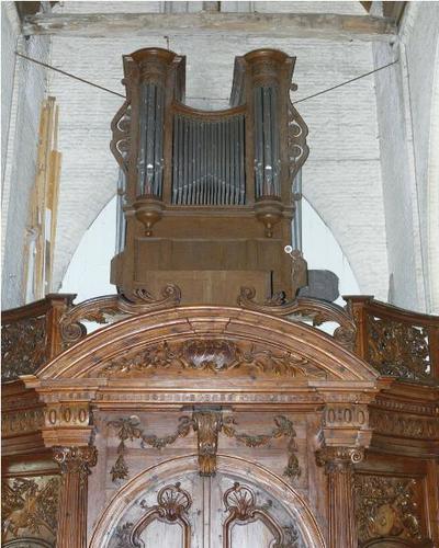 Veurne_Beauvoorde_Sint-Audomaruskerk_orgel