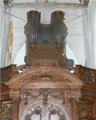 Orgel kerk Sint-Audomarus (Vinkem)
