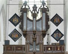 Orgel kerk Onze-Lieve-Vrouw-Hemelvaart (Wulveringem)