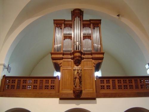 Ieper_Brielen_Onze-Lieve-Vrouw-ten-Brielenkerk_orgel