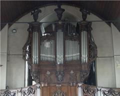 Orgel kerk Sint-Rectrudis