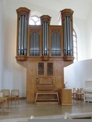 Orgel kerk Sint-Andries