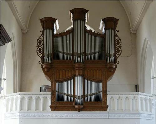 Orgel kerk Sint-Bartholomeus