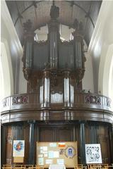 Orgel kerk Sint-Audomarus
