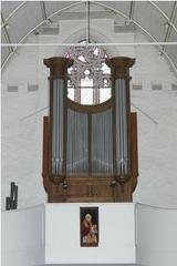Orgel kerk Sint-Audomarus (Beveren-aan-de-IJzer)