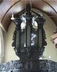 Orgel kerk Sint-Petrus