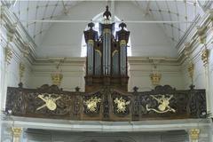 Orgel kapel Onze-Lieve-Vrouw van Barmhartigheid