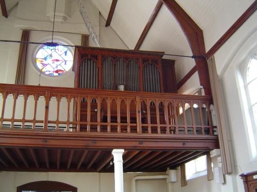 De Panne_De Panne_Koninklijke Kapel_Orgel