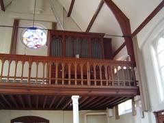 Orgel  van de Koninklijke Kapel van de paters Oblaten
