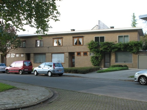 Antwerpen Gabriël Vervoortstraat 1-23