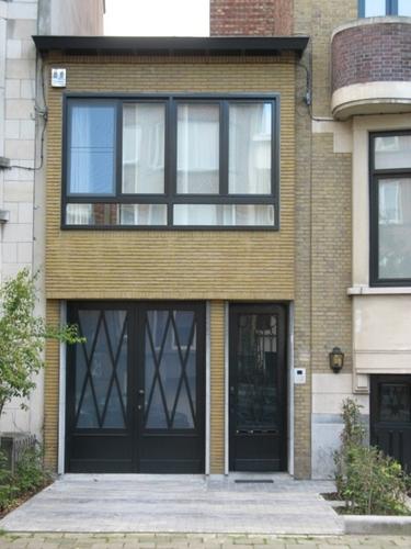 Antwerpen Van Havrelei 25-25A magazijn