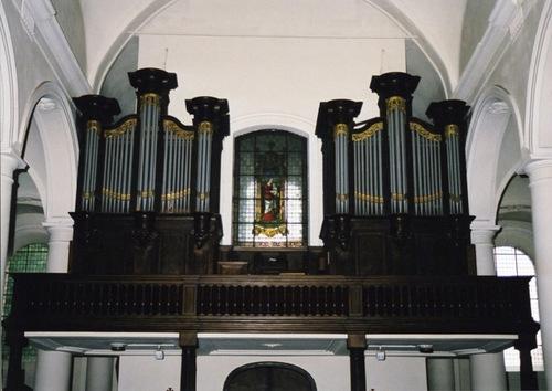 Orgel Sint-Amanduskerk in Ingelmunster