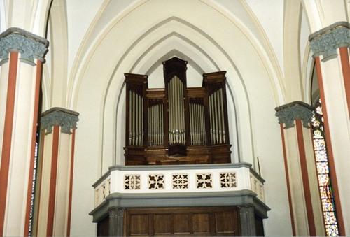 Izegem Kerkplein 1 Sint-Hiloniuskerk Orgel