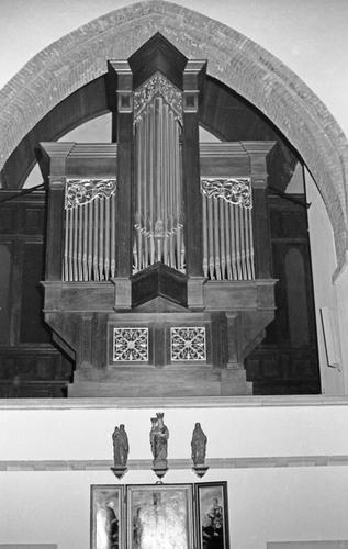 Ieper Sint-Pieterkerk Orgel