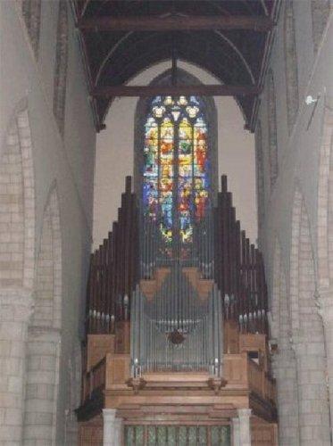 Diksmuide Sint-Niklaaskerk Orgel