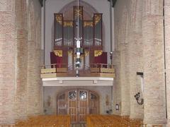 Orgel kerk Sint-Petrus (Esen)