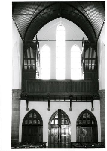 Koekerlare Sint-Martinuskerk Doksaalorgel
