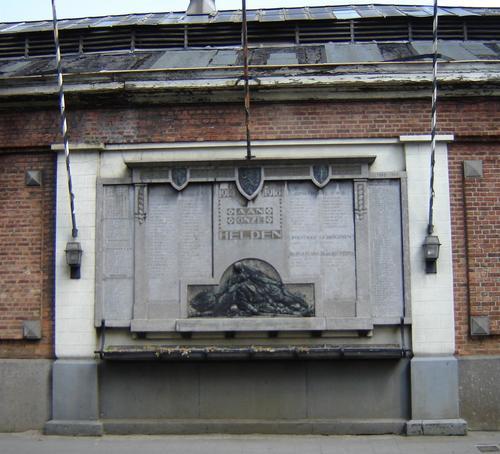 Gent Sint-Salvatorstraat zonder nummer