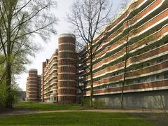Woonwijk Kruiskenslei