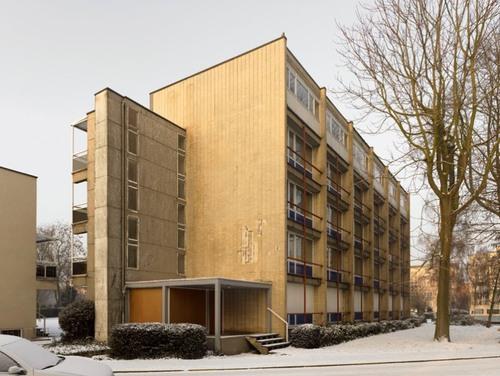 Antwerpen Jos Van Geellaan