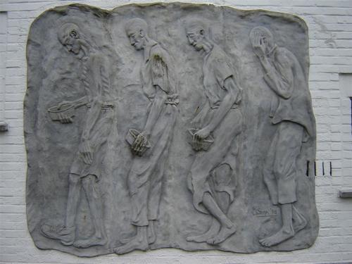 Oorlogsgedenkteken concentratiekampen
