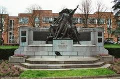 Nationaal oorlogsmonument Eerste en Tweede Wereldoorlog