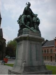 Oorlogsmonument parochie Mijlbeek
