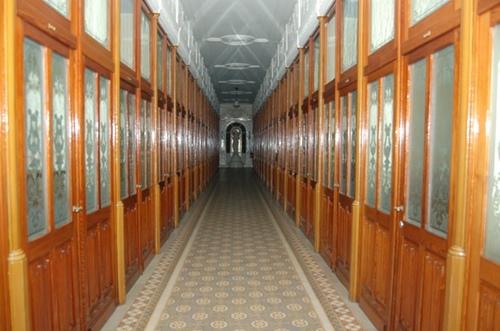 Klooster- en scholencomplex zusters ursulinen