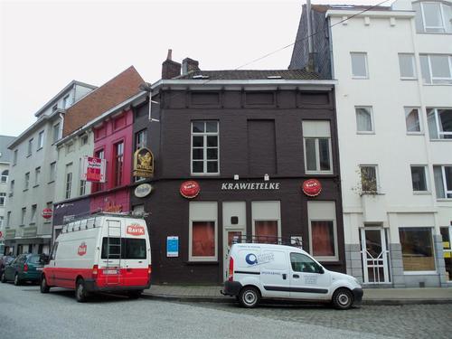 Gent Blandijnberg 1-3, Graaf Arnulfstraat 1-11